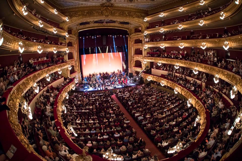 Teatre Liceu land poi
