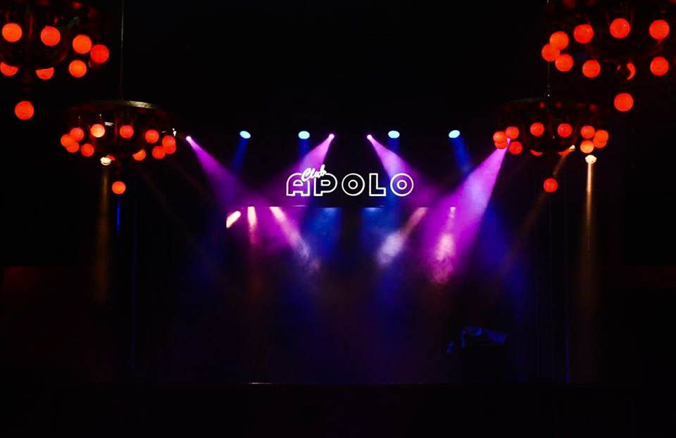 Sala Apolo land poi