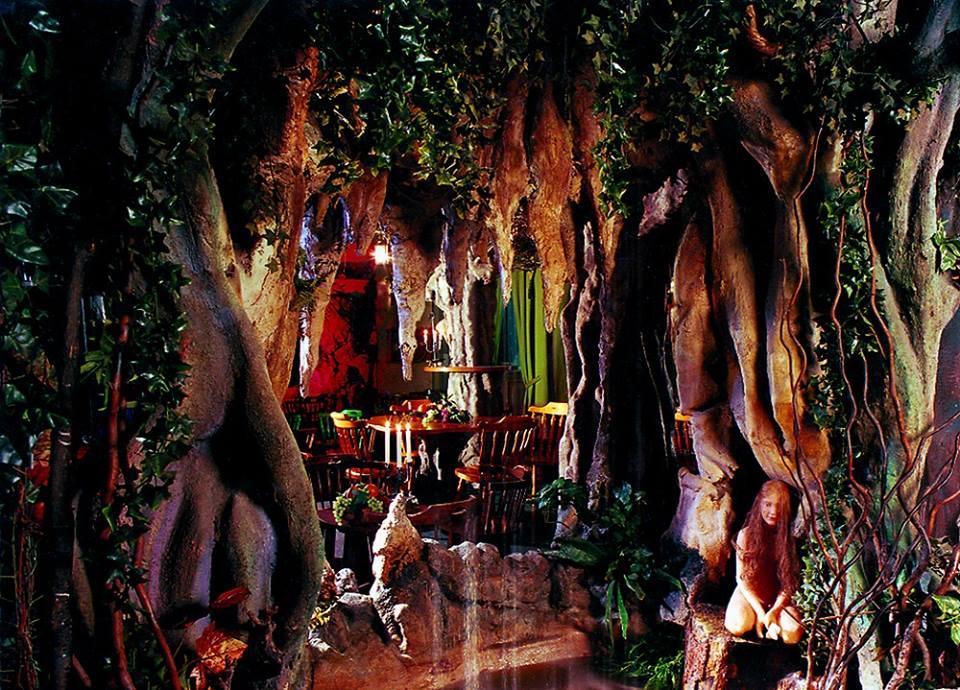El Bosc de les Fades land poi